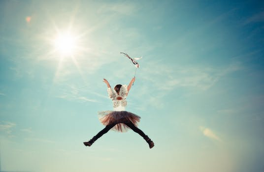 Jump into your life.
