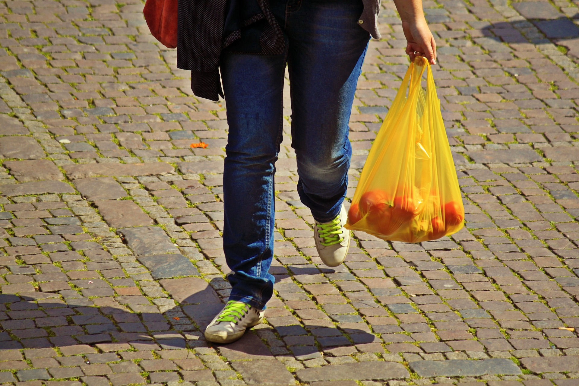 How often do you forget to take a carry bag from home when out shopping? A 'zero waste' goal is a life-changing journey.
