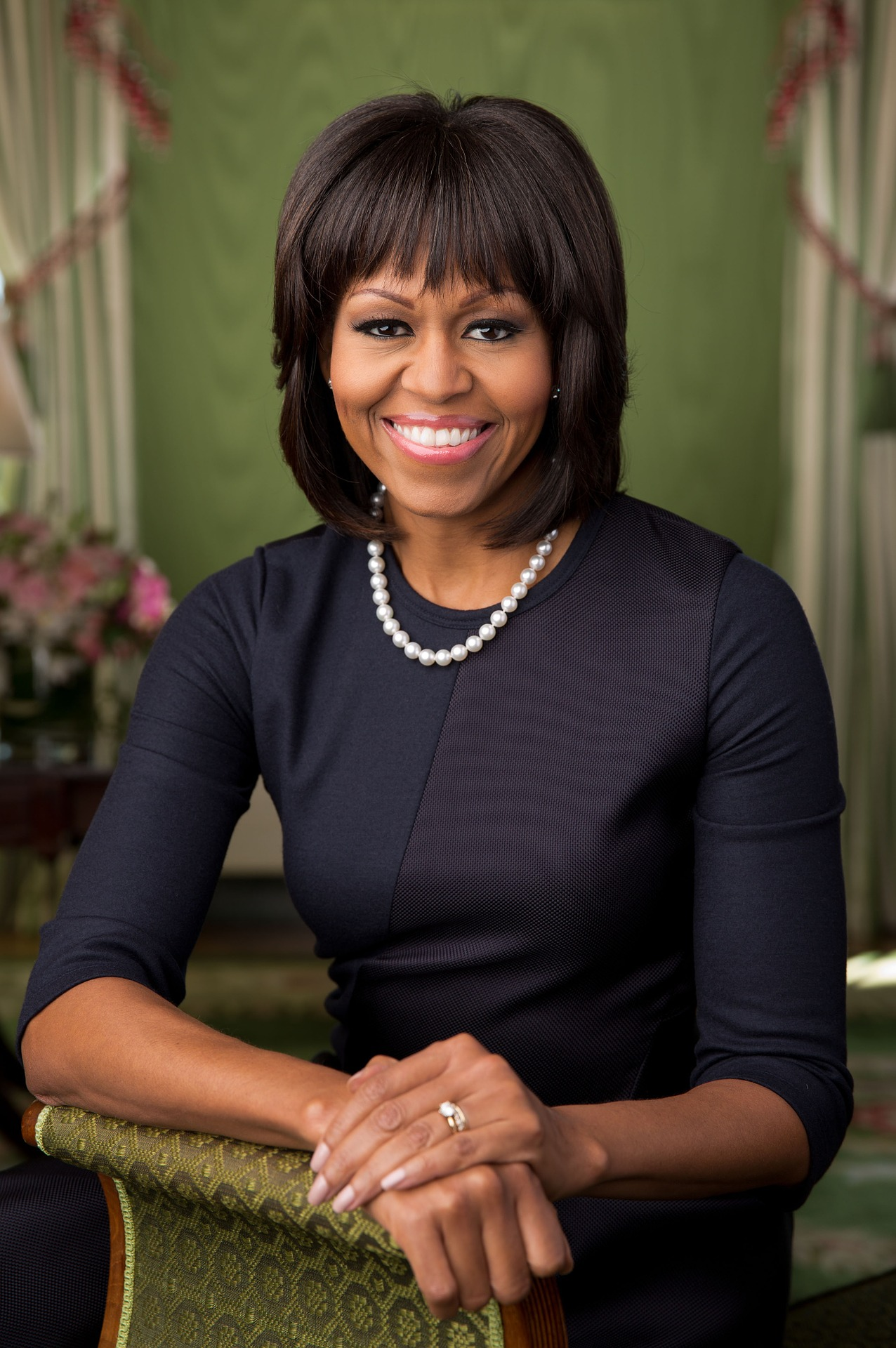 "The former US first lady spoke recently of her experience in dealing with the ""impostor syndrome""."