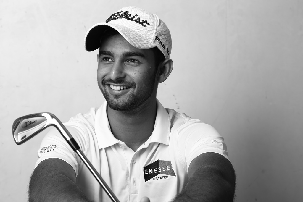 5ff14c31 ... golfer. The year 2014 was a turning point in my life. I won the  All-India Amateur Golf Championship and was raring to turn pro. I was  confident.