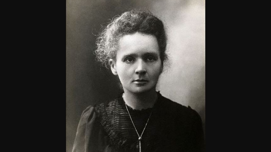 Physicist and chemist Marie Curie (Photo: Shizhao / Wikimedia Commons)
