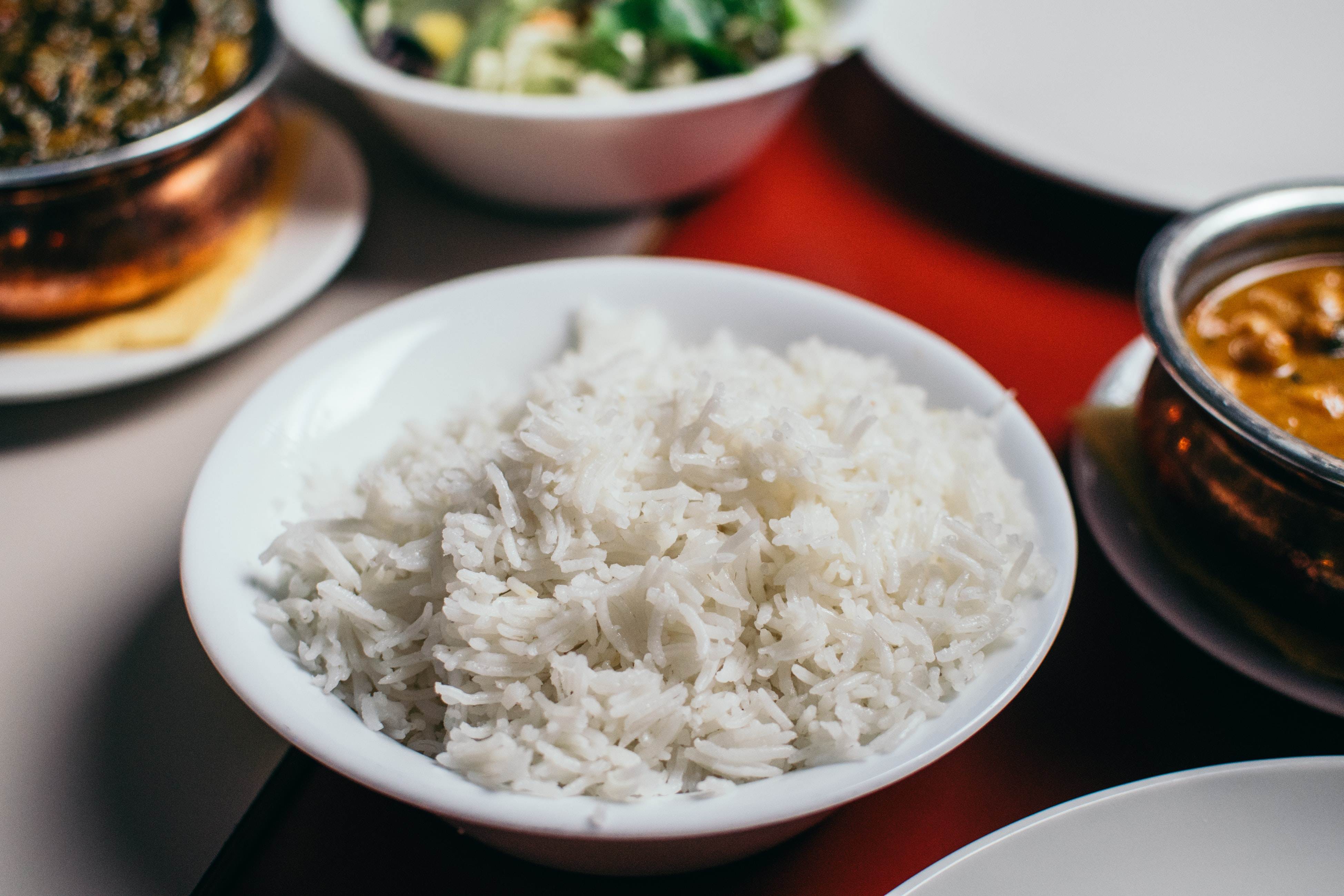 """The humble rice has seemingly lost to the muscular """"wholewheat"""" brigade. Photo by Pille-Riin Priske/ Unsplash"""